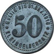 50 pfennig (Mettmann) – avers