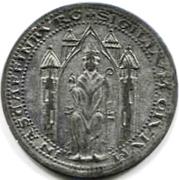 10 pfennig (Aschaffenburg) -  revers