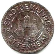 10 Pfennig  (Ettenheim) -  avers
