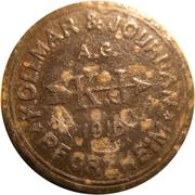 20 Pfennig (Pforzheim) [Private, Baden, Kollmar & Jourdan AG] – avers