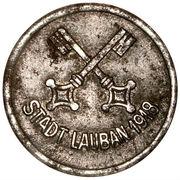 10 pfennig (Lauban) – avers