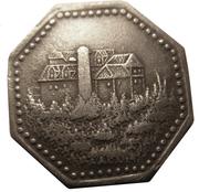 10 pfennig (Leutenberg) – revers