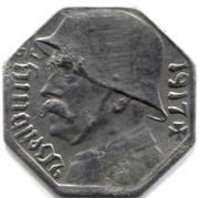 10 Pfennig (Weilburg) – avers