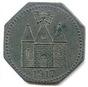10 pfennig (Wittenberge) – revers