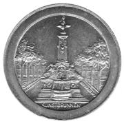 150 Pfennig (Ludwigs Railroad - Nürnberg-Fürth) – revers