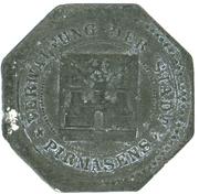 50 pfennig 1917 PIRMASENS – avers