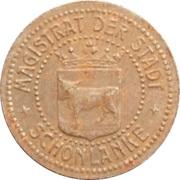 50 Pfennig (Schonlanke) – avers