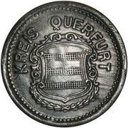 10 Pfennig (Querfurt) – avers