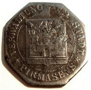 10 pfennig (Pirmasens) – avers