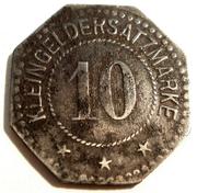 10 pfennig (Pirmasens) – revers