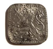 10 Pfennig ( Sachsen Wiemar ) – revers