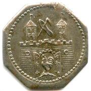 10 Pfennig (Suhl) – revers
