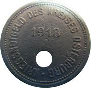 50 Pfennig (Osterburg) – avers