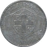50 Pfennig (Neckarsulm) – avers