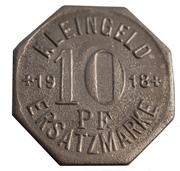 10 pfennig (Schwäbisch Hall) – revers