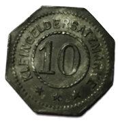 10 Pfennig (Sömmerda) [Private, Sachsen, Dreyse & Collenbusch] – revers