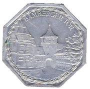 20 Pfennig (Lichtenfels) [Stadt, Bayern] – revers
