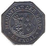 10 Pfennig (Stendal) [Stadt, Provinz Sachsen] -  avers