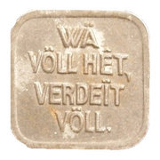 50 Pfennig (Mülheim an der Ruhr) – revers