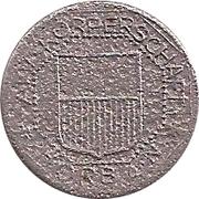 5 Pfennig (Horb am Neckar) [Private, Württemberg, Amtskörperschaft] – avers
