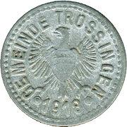 5 Pfennig (Trossingen) [Gemeinde, Württemberg] – avers