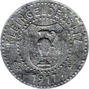 5 Pfennig (Kandern) [Stadt, Baden] – revers