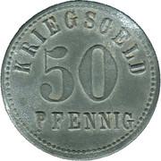 50 Pfennig (Furtwangen) [Stadt, Baden] – revers