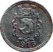 50 Pfennig (Gengenbach) – revers