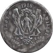 20 Pfennig Zwiesel [Stadt, Bayern] – avers