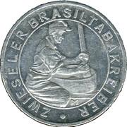 50 Pfennig (Zwiesel) [Stadt, Bayern] – revers
