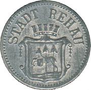 10 Pfennig (Rehau) [Stadt, Bayern] – avers