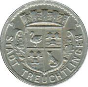 50 Pfennig (Treuchtlingen) [Stadt, Bayern] – avers