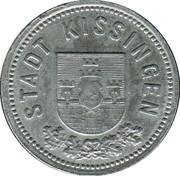 10 Pfennig (Kissingen) [Stadt, Bayern] – avers