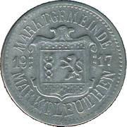 10 Pfennig (Marktleuthen) [Marktgemeinde, Bayern] – avers