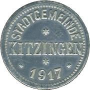 10 Pfennig (Kitzingen) [Stadt, Bayern] – avers