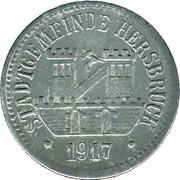 10 Pfennig (Hersbruck) [Stadt, Bayern] – avers