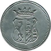 10 Pfennig (Ichenhausen) [Stadt, Bayern] – revers
