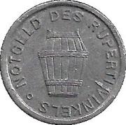 5 Pfennig (Laufen) [Bezirksamt, Bayern] – avers