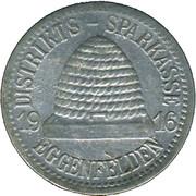10 Pfennig (Eggenfelden) [Private, Bayern, Distriktsparkasse] – avers