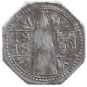 10 Pfennig (Frankenthal) [private] – avers