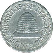 15 Pfennig (Eggenfelden) [Private, Bayern, Distriktsparkasse] – avers