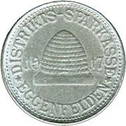 50 Pfennig (Eggenfelden) [Private, Bayern, Distriktsparkasse] – avers