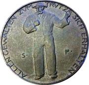 500 Mark Rothenbach [Private, Bayern, C. Conradty] – revers