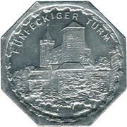 20 Pfennig (Nürnberg-Fürther) [Strassenbahn, Bayern] – revers