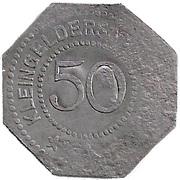 50 Pfennig (Berlin) [Private, Westf.Anh.Sprengstoff AG] – revers