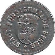 5 Pfennig (Fürstenwalde an der Spree) – avers