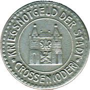 10 Pfennig (Crossen) [Stadt, Brandenburg] – avers