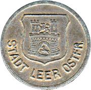 50 Pfennig (Leer in Ostfriesland) [Stadt, Hannover] – avers