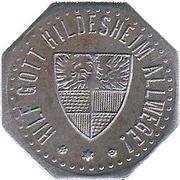 10 Pfennig (Hildesheim) [Stadt, Hannover] – revers