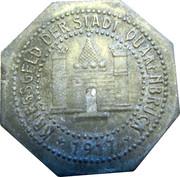 50 Pfennig (Quakenbrück) [Stadt, Hannover] – avers